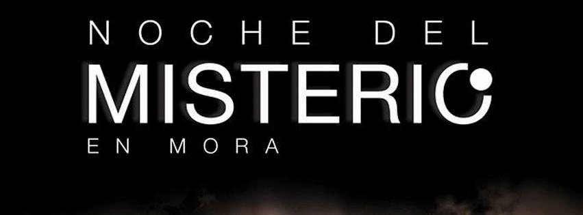 Cartel Misterio en Mora