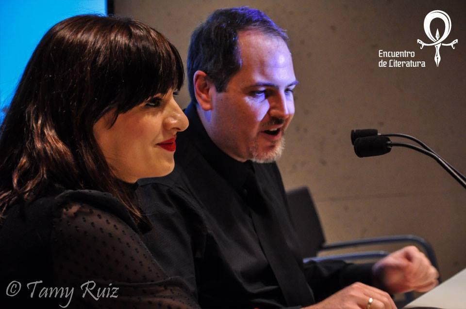 Belén Doblas y Pedro Ortega presentan Mistérica en Ámbito Cultural Callao