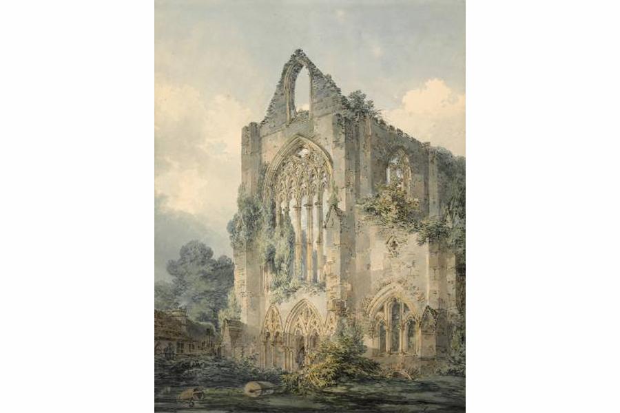 La Abadía de Tintern