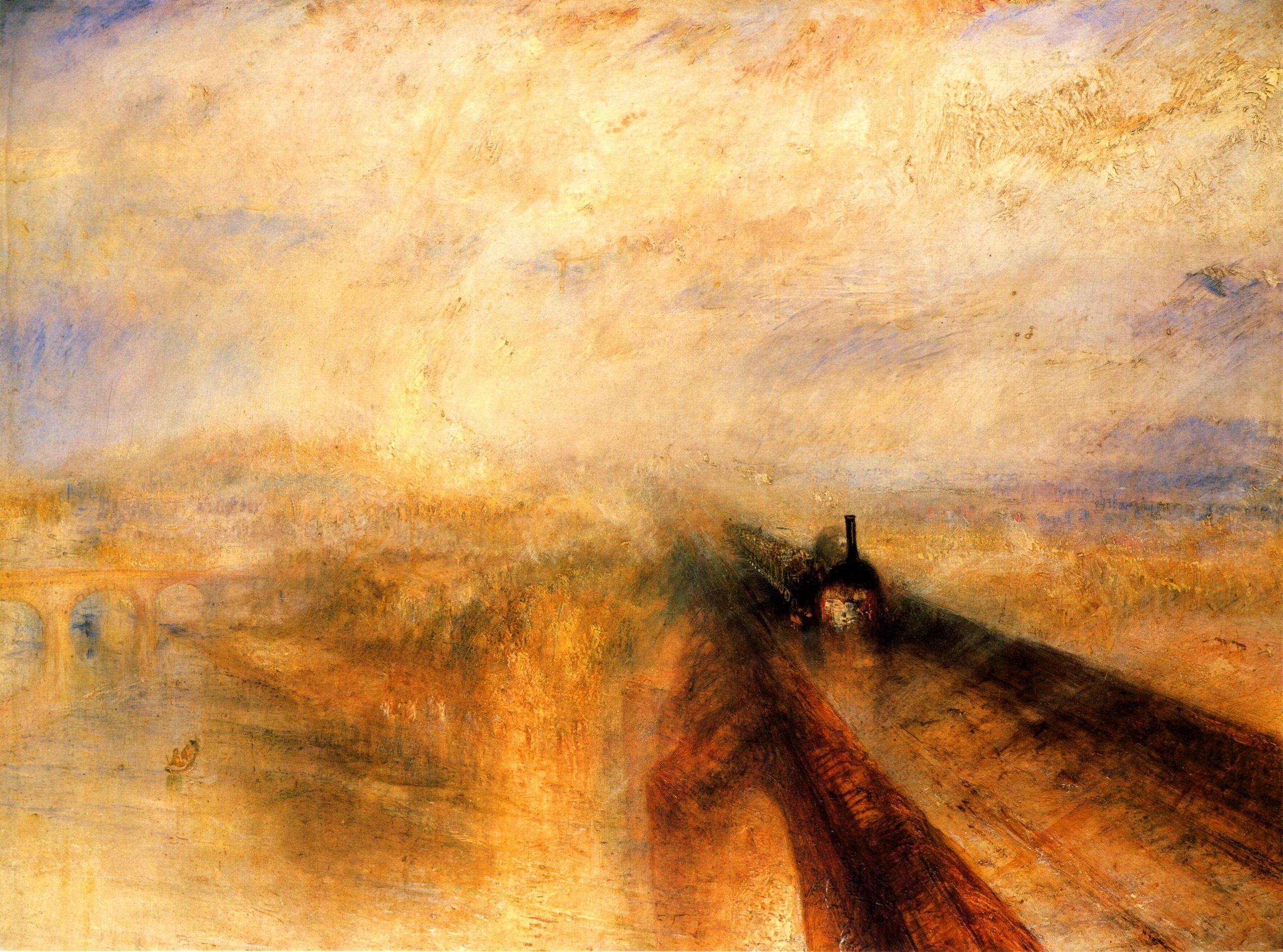 Lluvia, vapor y velocidad