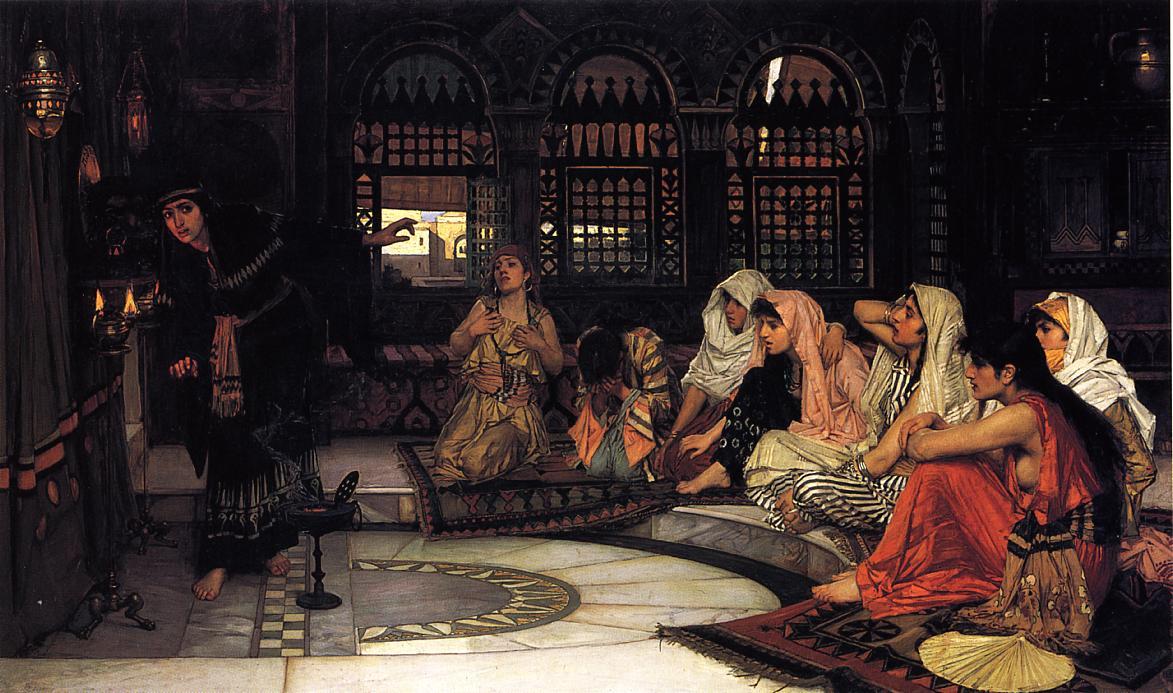 Consultando el oráculo