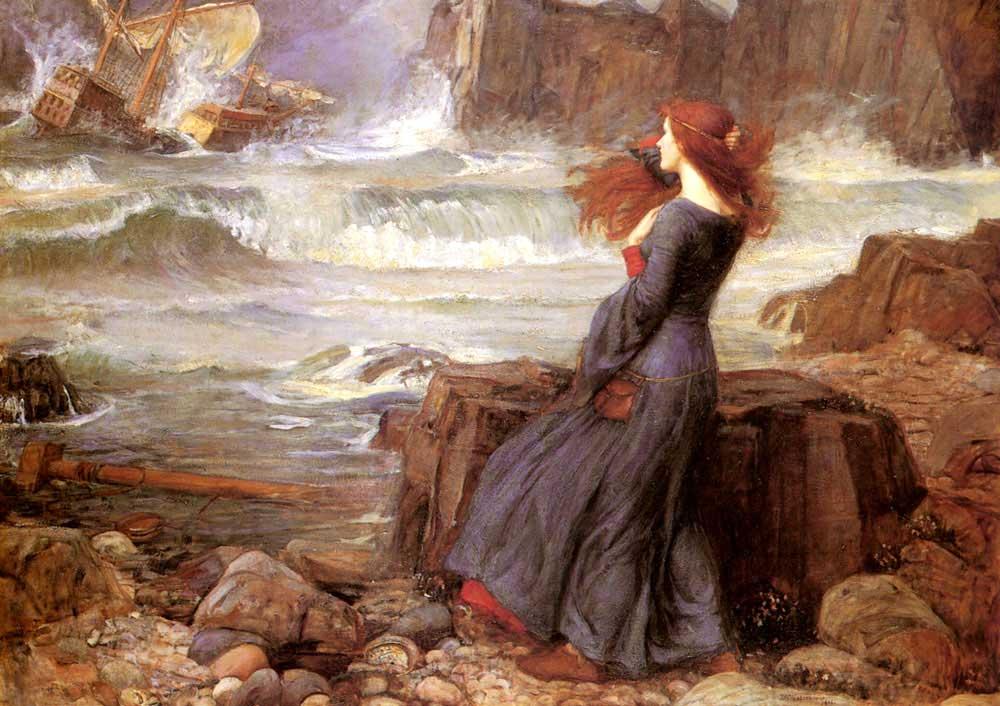 Miranda y la tempestad