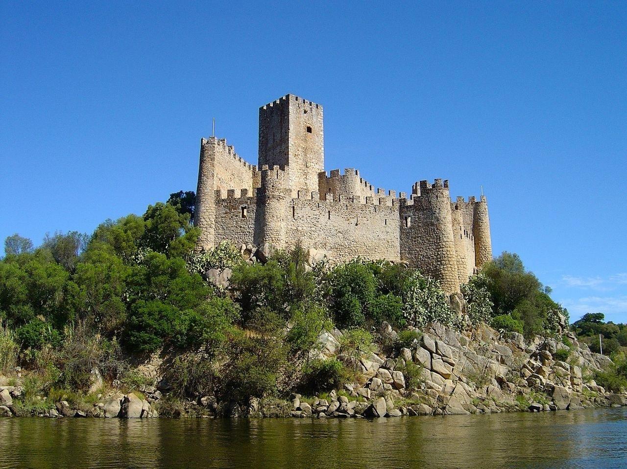 Castillo De Almourol Mistérica