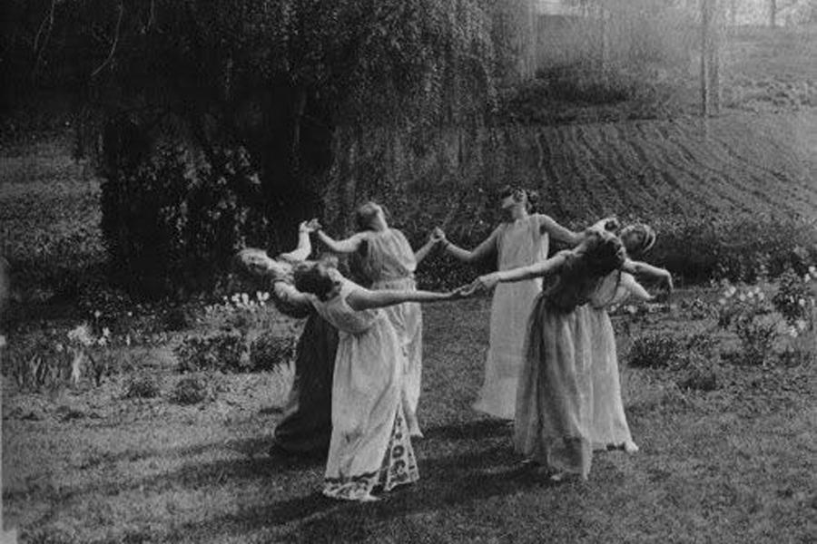 danza de brujas