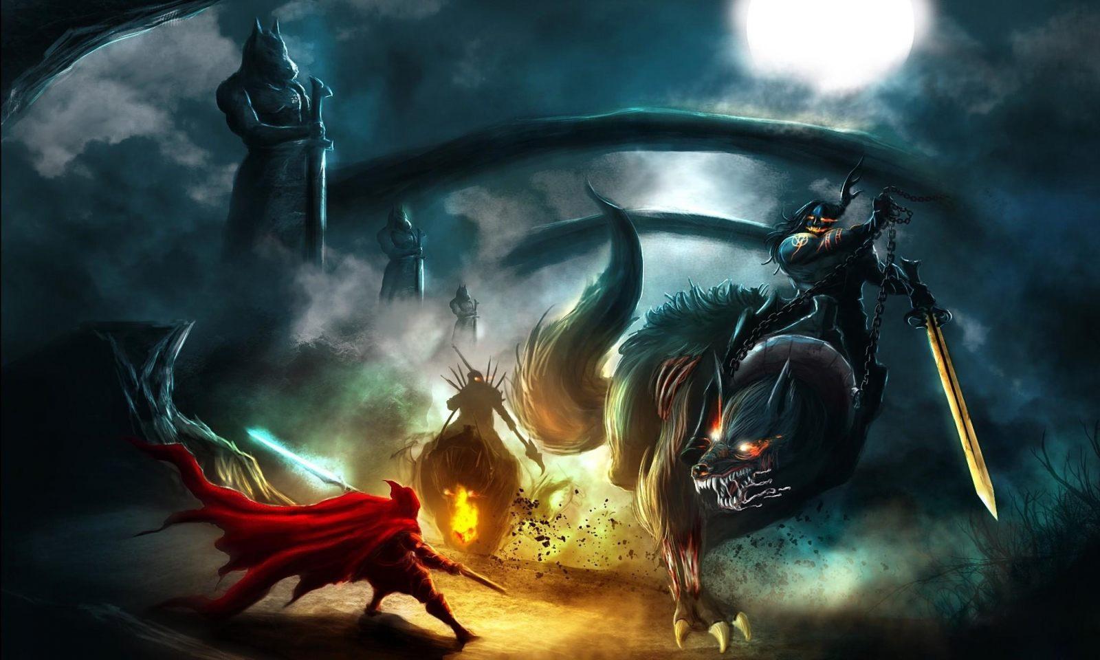 criaturas-sobrenaturales-3d