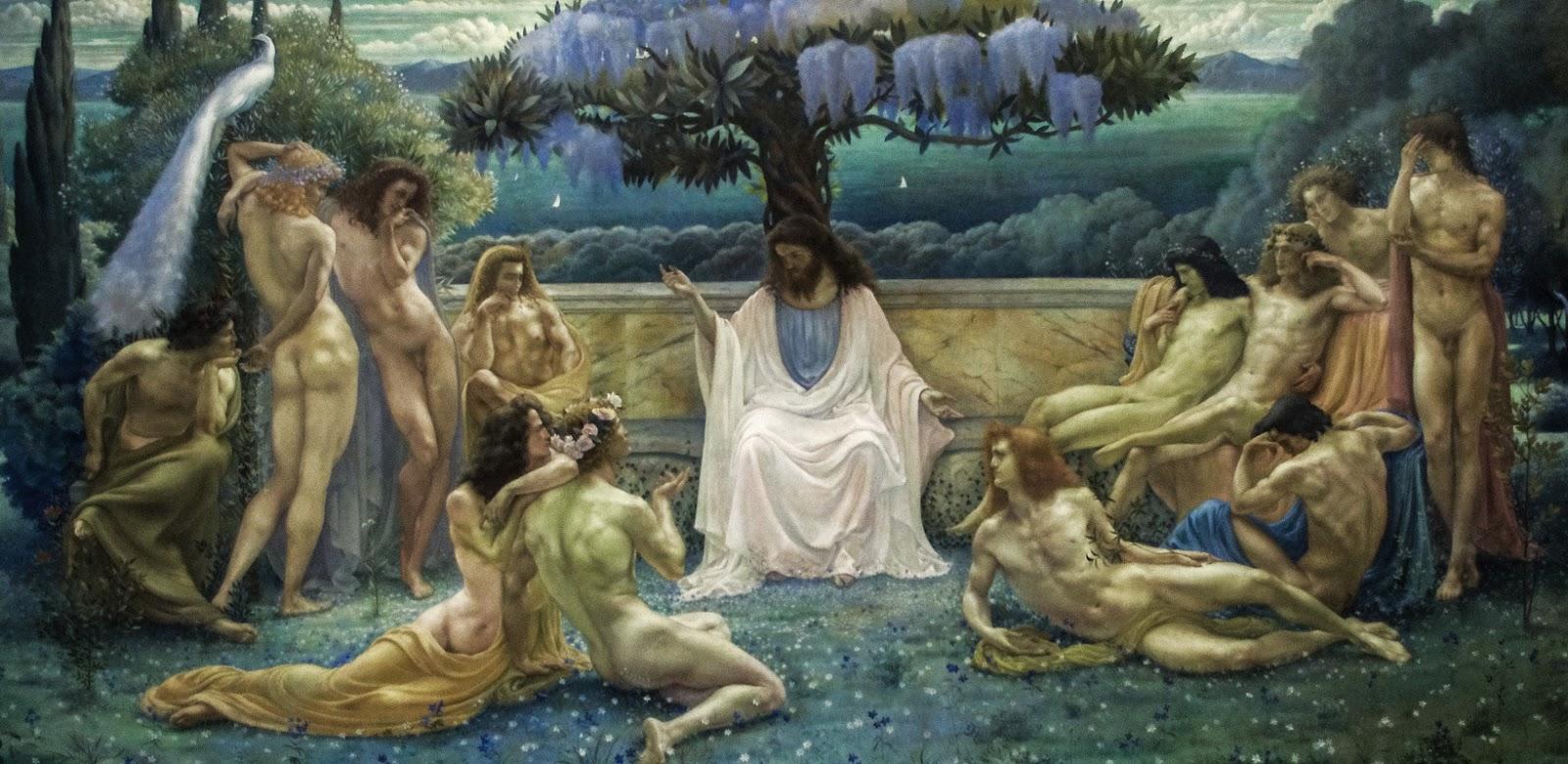 La escuela de Platón
