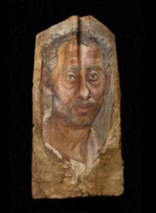 Retrato de El Fayum