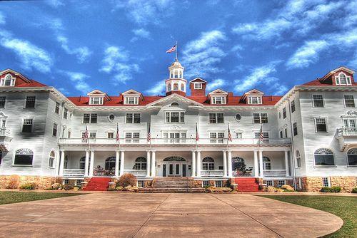 Exterior de The Stanley Hotel. http://www.stanleyhotel.com/