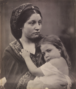 Julia Margaret Cameron Peace 1864 © Victoria and Albert Museum, London