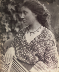 Julia Margaret Cameron Sappho 1865 © Victoria and Albert Museum, London