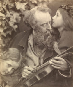 Julia Margaret Cameron Whisper of the Muse 1865 © Victoria and Albert Museum, London