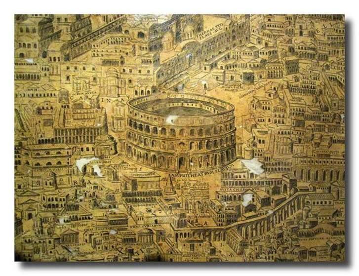 Imago Urbis Romae. Ciudades romanas de Segovia