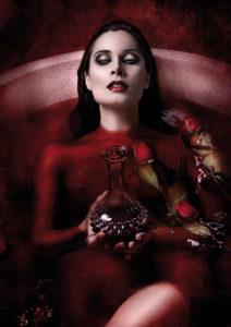 Rebeca Saray. Pilar Rubio como la Condesa Bathory, 2009.