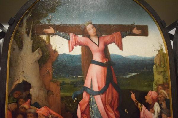 Wilgefortis o santa Julia
