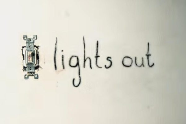 Cortometraje de horror: Lights Out