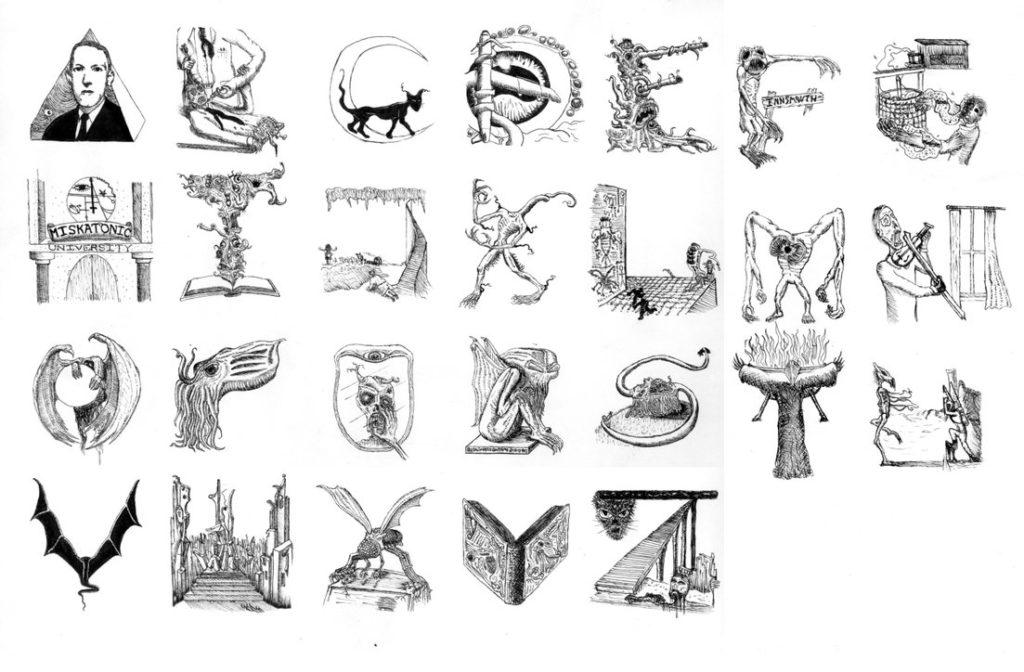 lovecraft_alphabet_a_z_by_curiosis