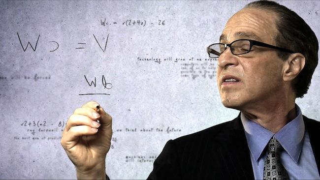 Ray Kurzweil, apóstol de la singularidad y el transhumanismo