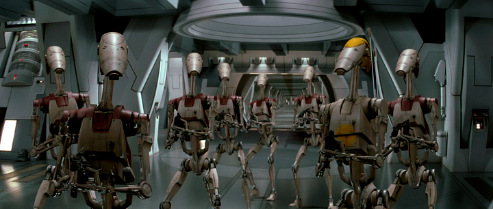 Star Wars II. El ataque de los clones