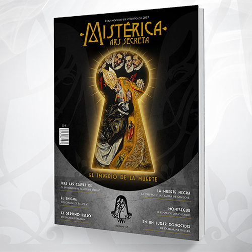 Revista Mistérica impresa