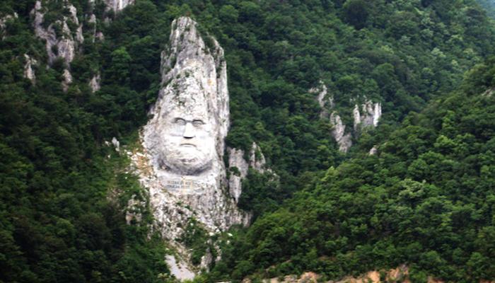 Estatua de Decébalo