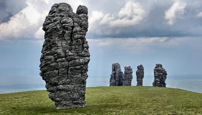 Las columnas Manpupuner