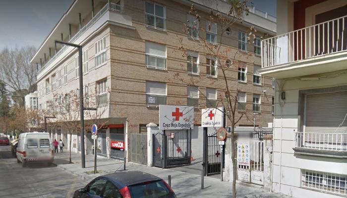 Edificio de la Cruz Roja