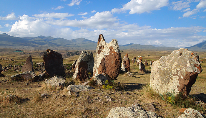 El observatorio arqueoastronómico de Carahunge