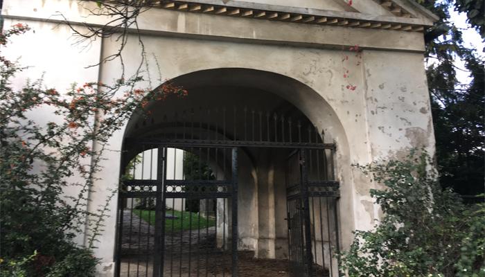 El cementerio de San Jorge en Zagreb