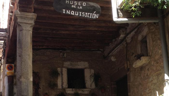 Casa-Museo de la Inquisición de Garganta la Olla
