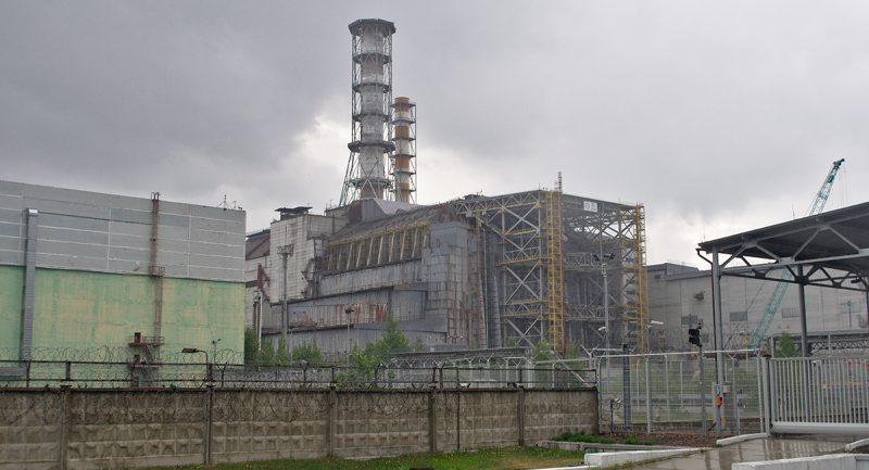 Programa 13. Chernóbil (Ucrania) con Santiago Camacho - Mistérica
