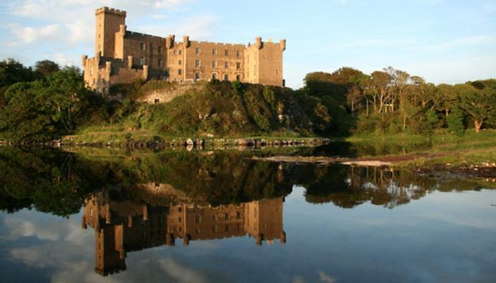 El castillo de Dunvegan