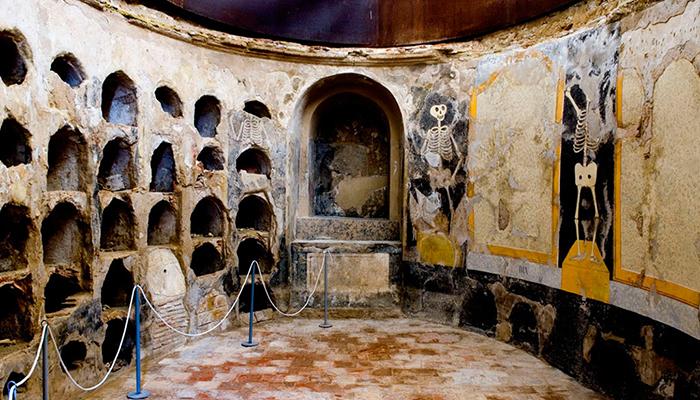 La cripta de San José - Mistérica