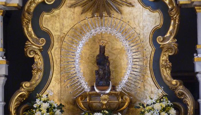 La Virgen de Atocha