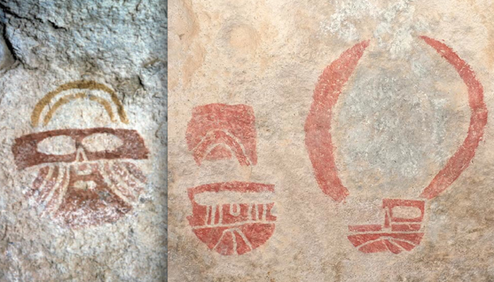 Los petroglifos del Parque Estatal Hueco Tanks