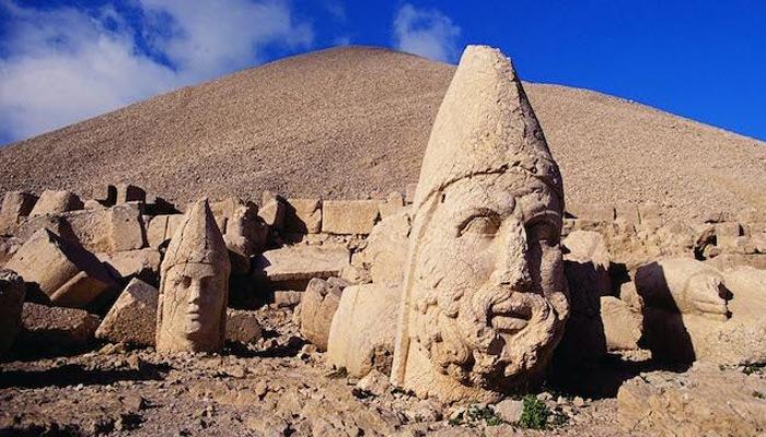 El monte Nemrut