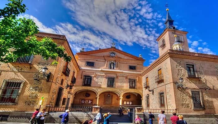 Iglesia de San Ginés en Madrid