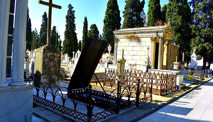El cementerio de Sevilla
