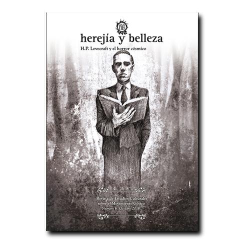 Revista Herejía y Belleza impresa