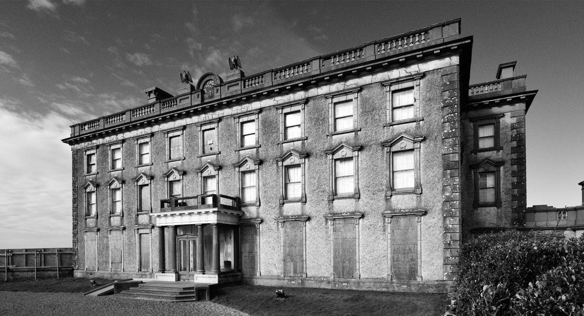 Loftus Hall por Steve Meyler