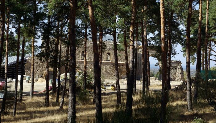 El Monasterio de Nuestra Señora de la Sierra