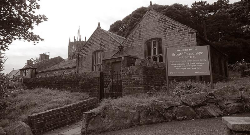 Casa museo de las hermanas Bronte