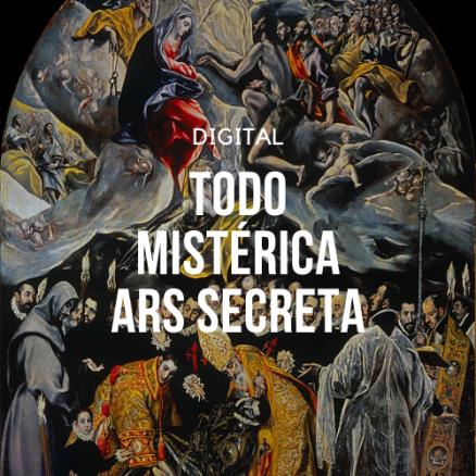 Todas las revistas Mistérica Ars Secreta
